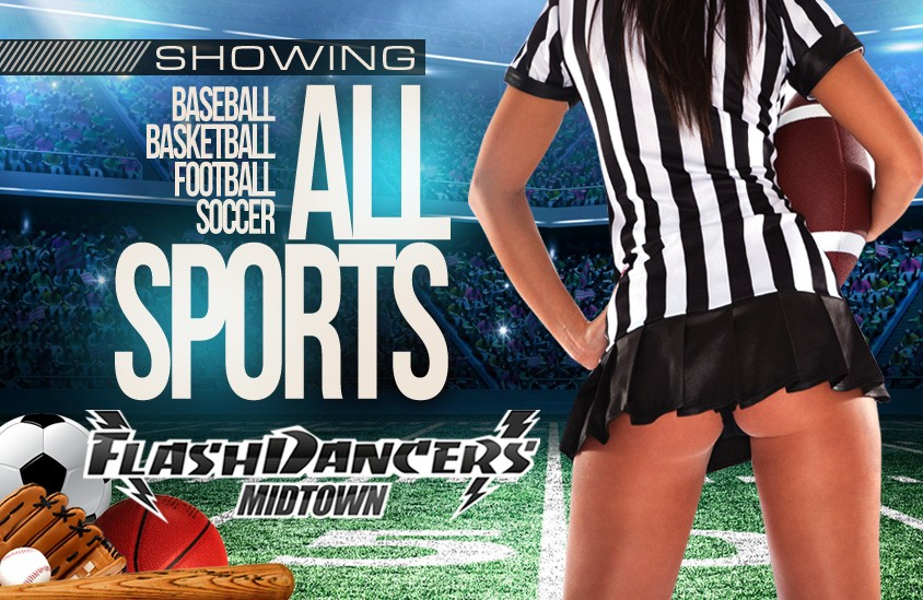 FlashDancers Midtown All-Sports